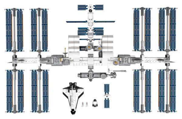 LEGO® Ideas Internationale Raumstation 21321   7