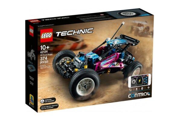 LEGO® Technic Off-Road Buggy 42124   günstig kaufen