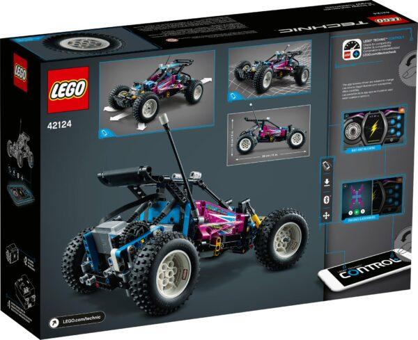 LEGO® Technic Off-Road Buggy 42124   2
