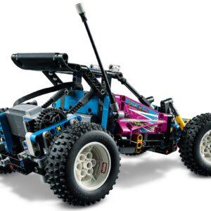 LEGO® Technic Off-Road Buggy 42124   4