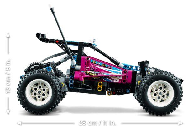 LEGO® Technic Off-Road Buggy 42124   5